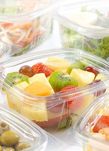 Linpac: Fresh thinking for rPET packaging
